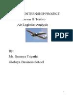 Air Logistics Analysis