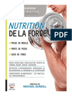 Nutrition de La Force (COACH RE - Julien VENESSON