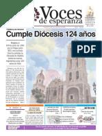 Voces de Esperanza 21 de junio de 2015