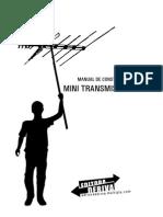 Mini Radio FM - Como Fazer - Editora Deriva