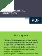 02 Autor Del Pentateuco