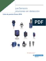 Schneider Sensores