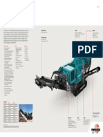 Premiertrak 400 r400 Crushing Brochure en 2014