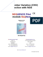 CNV Detection With NGS - SeqNext