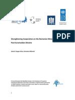 Policy Brief 38 Romania Ukraine Cooperation on Minority Issue Post Euromaidan (1)