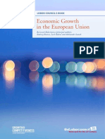 LISBON COUNCIL Economic Growth in the EU