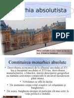 Monarhia Absolutista(1) (1)