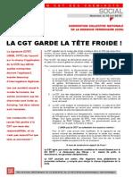 CONVENTION COLLECTIVE NATIONALE DE LA BRANCHE FERROVIAIRE (CCN)