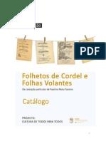 Catalogo Cordel