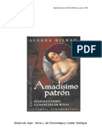 Bilbao Susana - Amadisimo Patron
