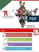 Hemophilia India, Premroop