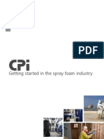 CPi - Getting Started in the Spray Foam Industry