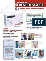 United Security EM-900 Data Sheet