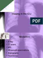 Imaging in the ICU
