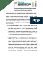 Informe 2do Encuentro 2015