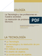 La Tecnologia La TecnologiaLa TecnologiaLa Tecnologia