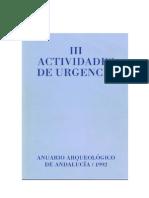 Intervención Arqueológica Palacio Arzobispal de Sevilla