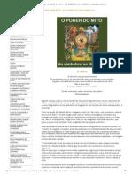 Dicas e Ideias - o Poder Do Mito - Do Simbólico Ao Diabólico _ Interação Sistêmica