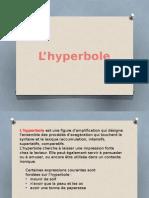 Anaphore Et Hyperbole