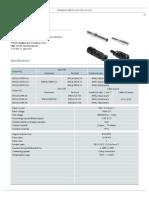SMC4 Connector Specification