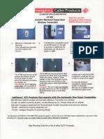 United Security AT900 User Manual