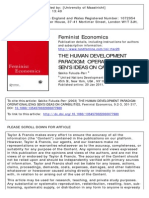 Fukudaparr _ Human Development Paradigm _ 2003