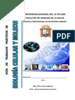 Guía de Prácticas Biología Celular 2015-I