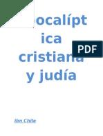Daniel ChandíaApocalíptica Como Genero Literario
