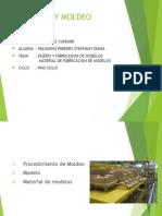 DISEÑO Y FABRICASION DE MODELOS                 MATERIAL DE FABRICACION DE MODELOS