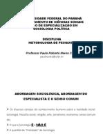 PPS Metodologia de Pesquisa
