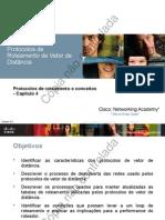 Cap4 - Protocolos de Roteamento