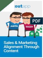 Sales & Marketing Alignment Through Content