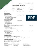 resume u5-30-15