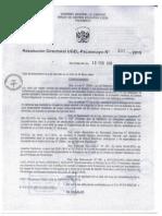 R.D. Nº 097 - Modificar Comité de evaluación para acceder a cargos de Especialistas en Educación de la Sede de UGEL Pacasmayo