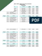 Fecha Examenes 1º Sem. 2015 diurno Final