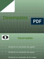 Desempates 2014 FIDE