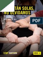 Día Internacional en Apoyo a las Víctimas de la Tortura