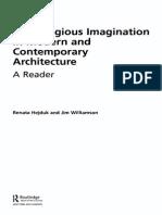 The Religious Imagination