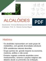 ALCALÓIDES