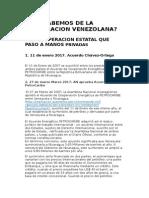 d9650ee872 Que Sabemos de La Cooperacion Venezolana