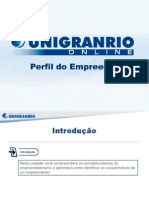 Unidade 02 Perfil Empreendedorismo