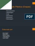 Seminário fatec - Processos de Fabricação