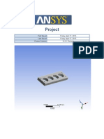 ANSYS PROYECT