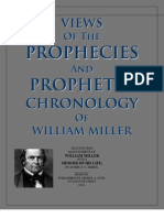 Views Of The PROPHECIES/Chronology of William Miller c.1841