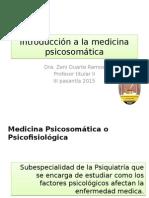 Medicina Psicosomatica 2015