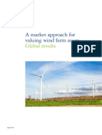 Deloitte Valuing Wind Farm Assets Global 2014