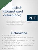 Toragesic®