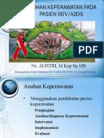 Asuhan Keperawatan Aids Dan Pemeriksaan Fisik
