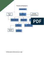 Manual de Fuciones INFIL Nicaragua