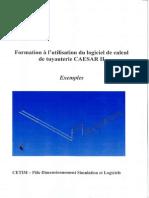 Formation CAESAR II